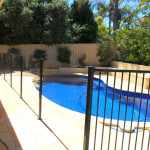 Tubular and Semiframeless Pool Fencing