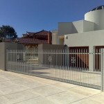 Tubular Automatic Gate and Fencing