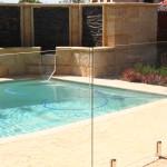 Fully Frameless Glass Fences Perth