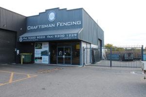 Craftsman Fencing
