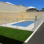 Tubular Pool Fencing by Craftsman Fencing
