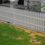 Aluminium Picket Fencing