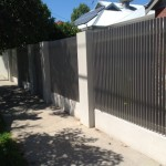 Aluminium Flat Bar Fencing
