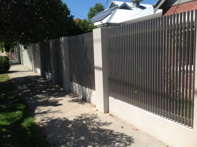 Flat Bar Fencing Perth Craftsman Fencing