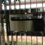 Aluminium Flat Bar Fencing Joondalup