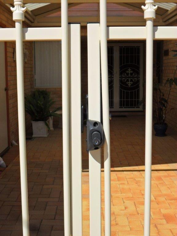 Locks Portfolio Craftsman Fencing