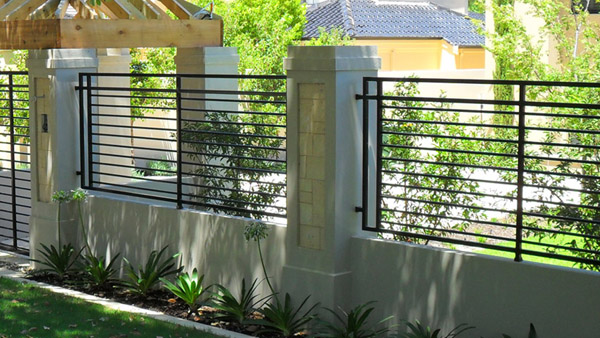 Fencing perth western australia craftsman fencing at craftsman fencing we use only the best quality materials including metals such as australian made galvanised steel aluminium and wood look workwithnaturefo