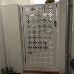 Decorative Screen Fencing 1
