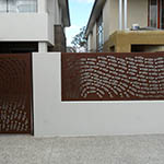 Decorative Screen Fencing 4