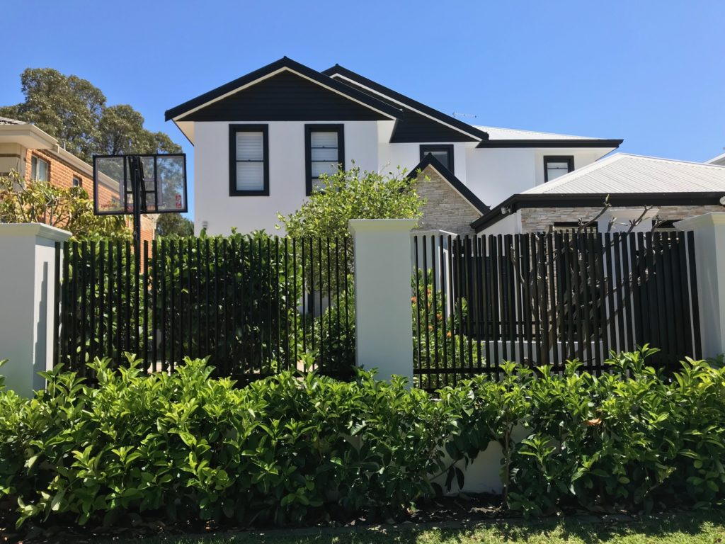 Fence Infill Panels in Mosman Park