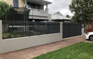 Fence Installation in East Fremantle