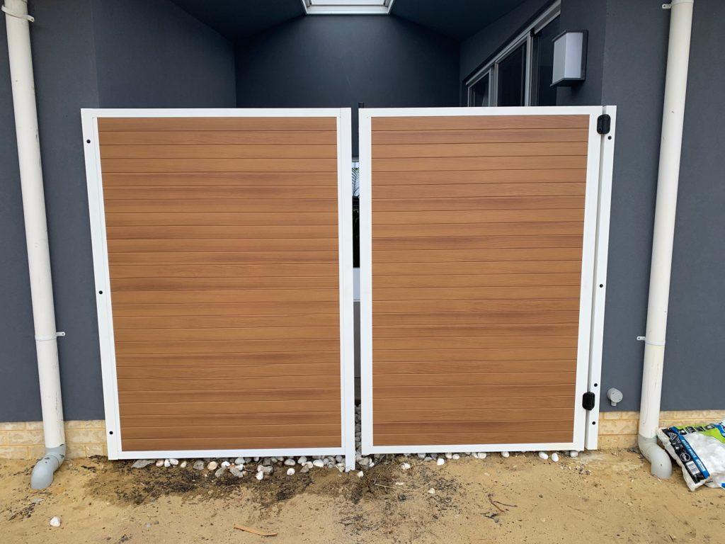 Custom Slat Gate