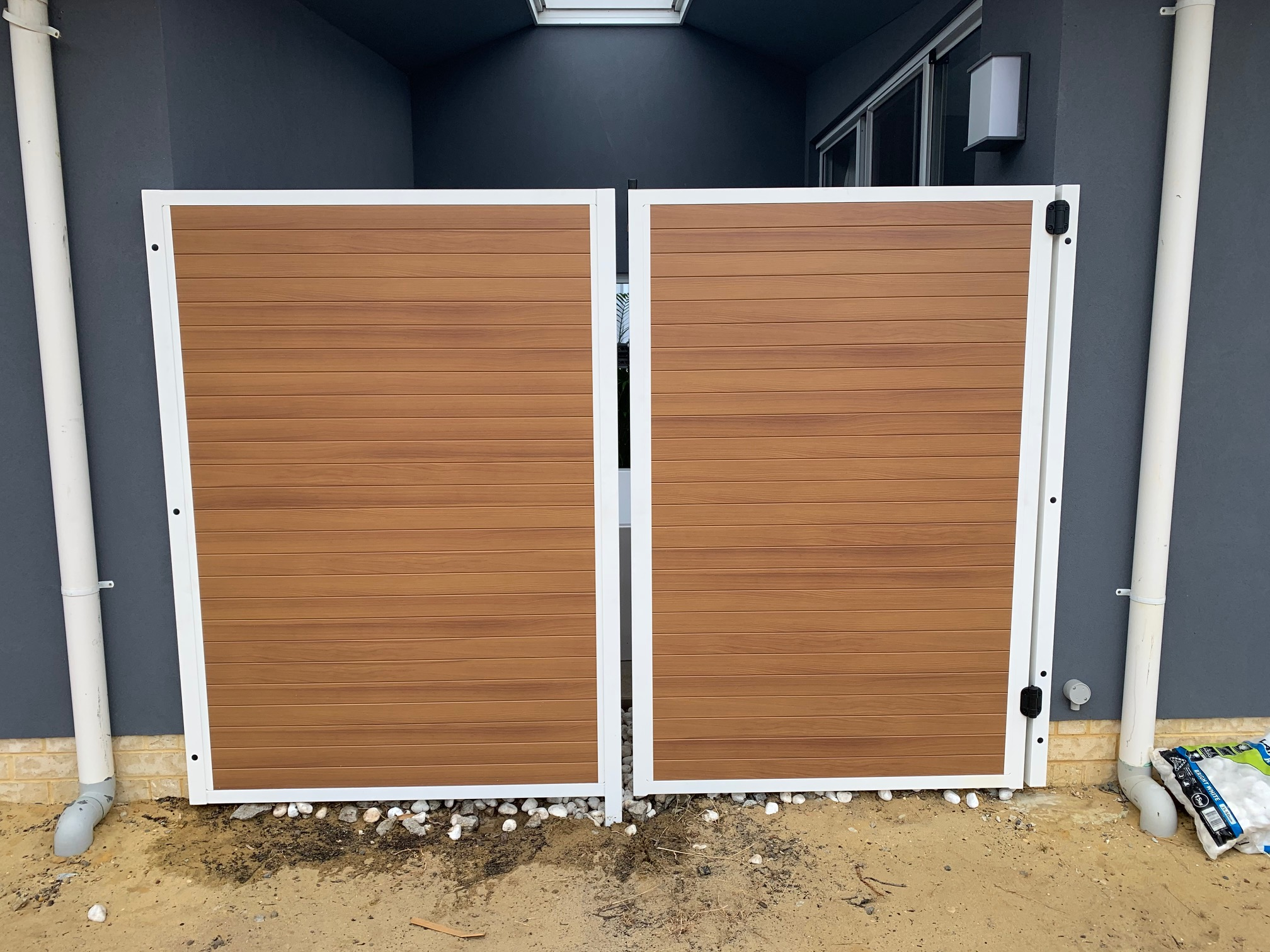 Custom Slat Gate