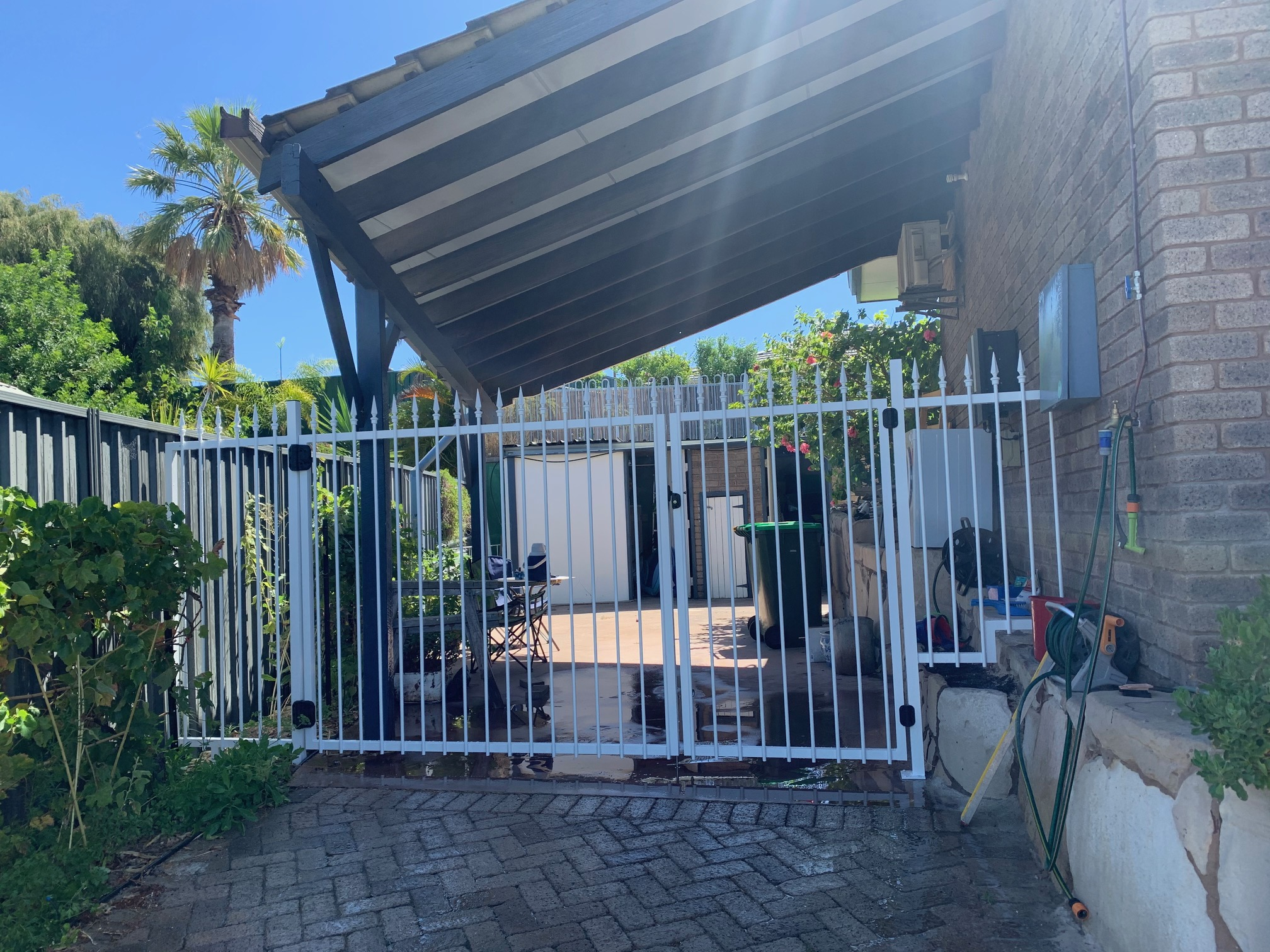 Tube Fencing and Gates in Hillarys