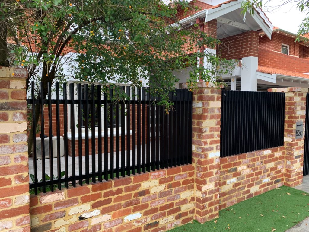 Slat Fence Installation in Mount Lawley