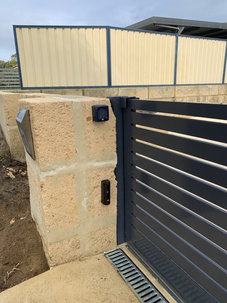 Automated Gate Installation in Quinns Rocks