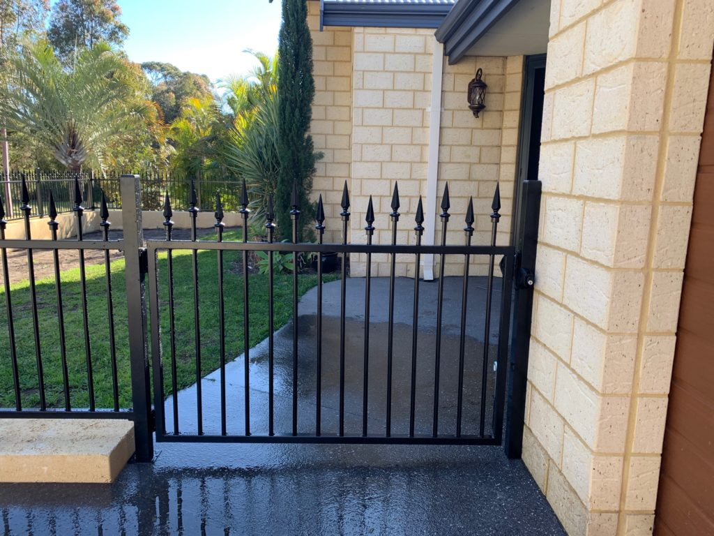 Fence Installation in Ashby