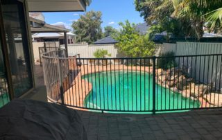 Pool Fencing in Sorrento